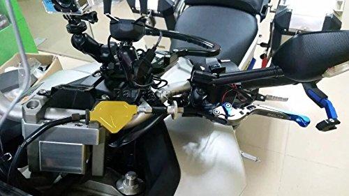 Motociclo Supporto per telefono//gps navi supporto per BMW K1300R//K1200R//R1150//G650