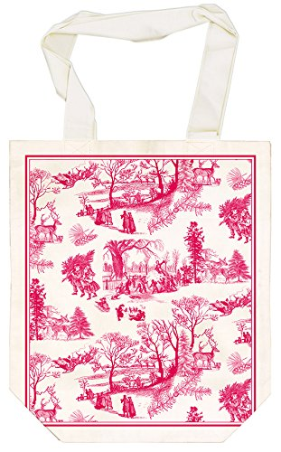 Michel Design Works French Market Bag/Shopping Tote, Christmas - Shopping Minneapolis