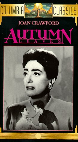 Autumn Leaves [VHS] - Crawford Autumn Joan Leaves