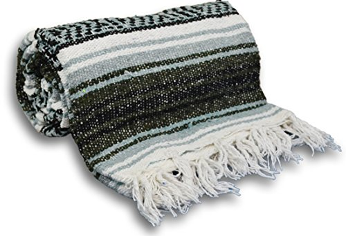 YogaAccessories Traditional Mexican Yoga Blanket ( - Sale Outlet Premium