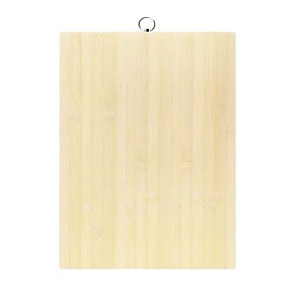 Tablas de Cortar Bambú Cocina Profesional adecuado para  Carne b54bc2daafd0