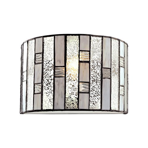 (Elk Lighting 70210/1-LED Wall Sconce, Tiffany Bronze)