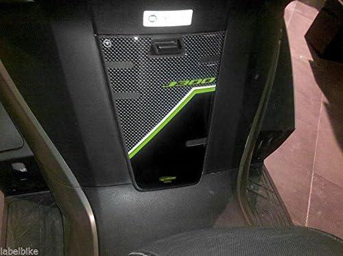 Adh/ésif Gel 3D Protection Porti/ère R/éservoir Compatible Scooter J300 Kawasaki