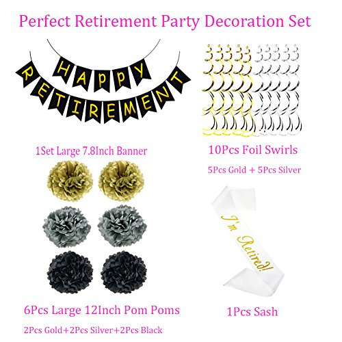 Buy gift for retirement party