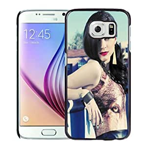 Unique Designed Cover Case For Samsung Galaxy S6 With Cheryl Cole Phone Case Cover