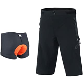 81db153a2a ARSUXEO Outdoor Sports MTB Cycling Shorts Breathable