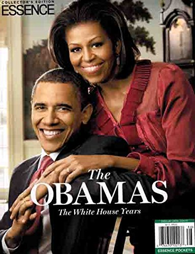 lector's Edition - The Obamas: The White House Years ()