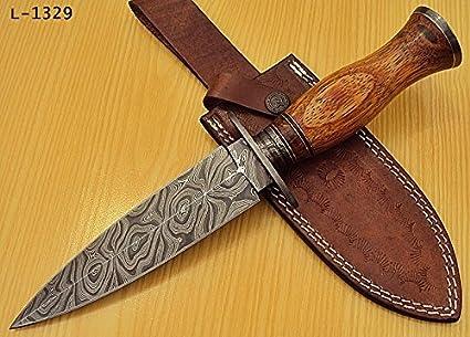 Amazon.com: BC- T- 051 personalizado hecho a mano acero de ...