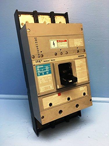 I-T-E Siemens LMD63F800 800A Sentron Circuit Breaker 600 Amp Trip ITE w/ Cradle