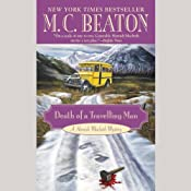 Death of a Traveling Man: The Hamish Macbeth Mysteries, Book 9 | M. C. Beaton