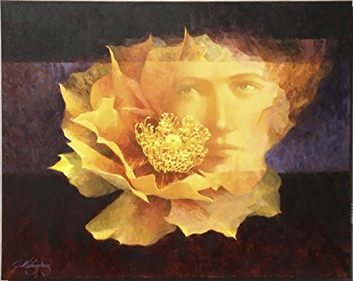 Cactus Flower/Lady by Joe Velazquez from Unknown