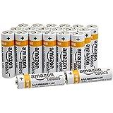 AmazonBasics 亚马逊倍思 AA型(5号) 碱性电池 (20节装)