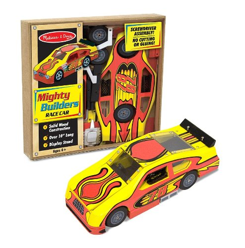 (Melissa & Doug Mighty Builders Race Car)