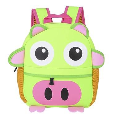 Amazon.com: Little Kids Mochila Niños Niños Escolar Bolsas ...