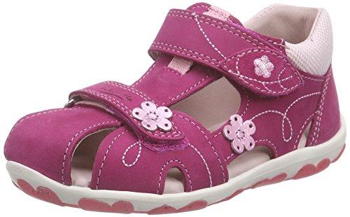 Superfit Fanni 600038 Baby Mädchen Lauflernschuhe pink (pink 63)