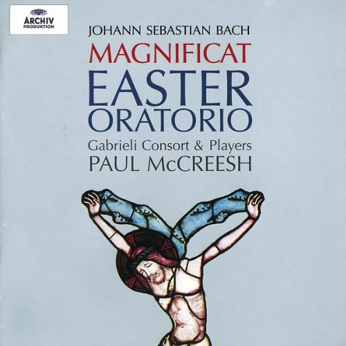Magnificat / Easter Oratorio by Archiv Prod Import