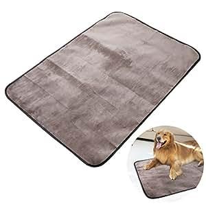 Amazon Com Ueetek Pet Dog Blanket Waterproof Pet Mat