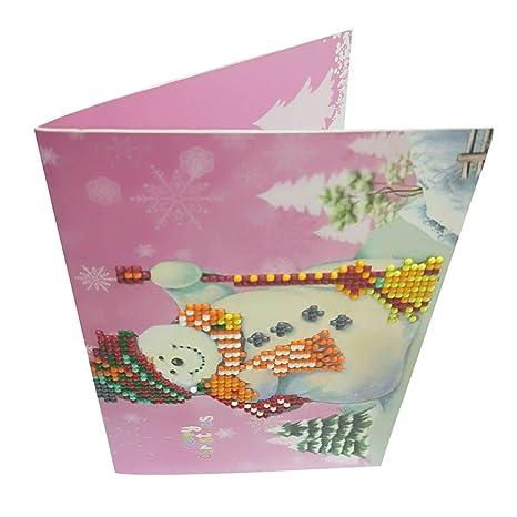 Día de la Madre Gracias Regalo Regalo romántico 3D Popup Tarjetas de felicitación Carrusel Feliz cumpleaños