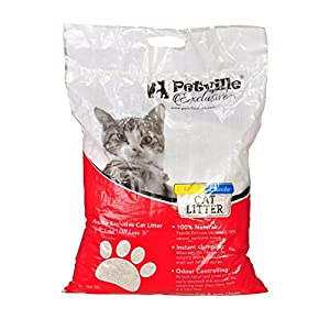 Petville Petcrux Exclusive Scoopable Cat Litter – 25Kg