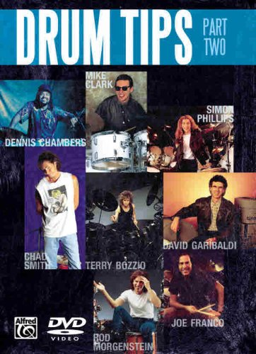 Double Tips Drum Bass (Double Bass Drumming/Funky Drummers (Drum Tips))