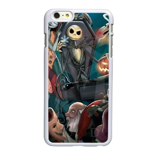 B8Y65 The Nightmare Before Christmas O0E7UK coque iPhone 6 4.7 pouces cas de couverture de téléphone portable coque blanche KL3BQK0CE