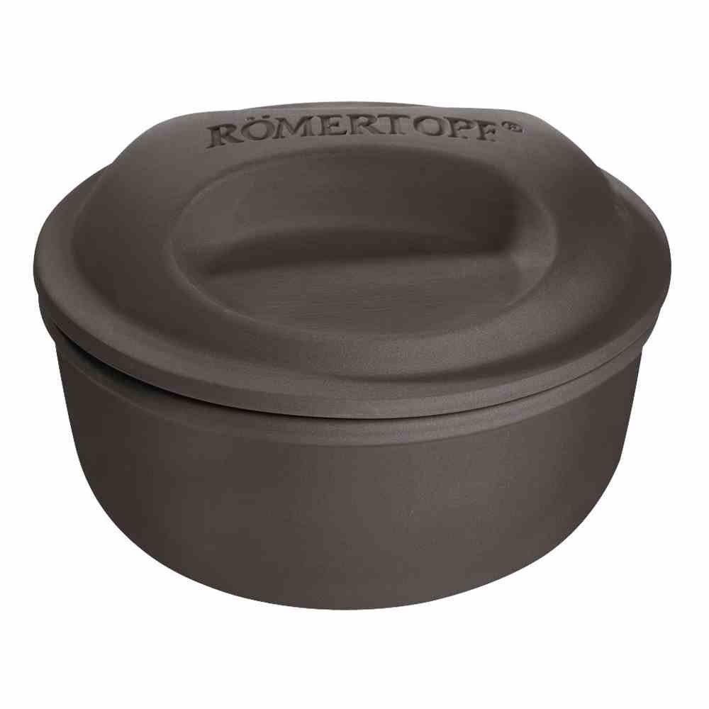Römertopf BBQ Roaster round Ceramic grill pot 2 liters 133 06