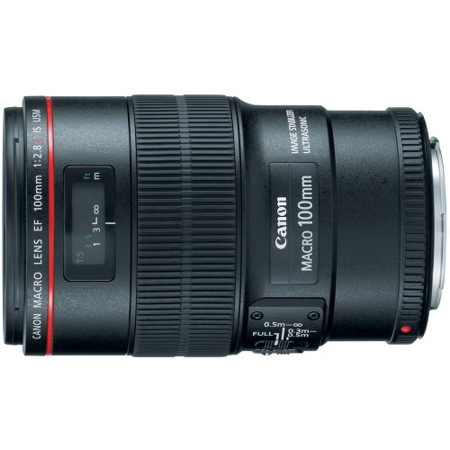 Canon EF 100mm f/2.8L IS USM Macro Lens for Canon Digital SLR Cameras, Best Gadgets
