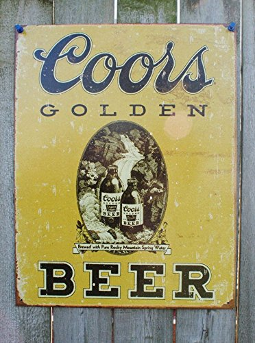coors-golden-vintage-tin-sign-12x16