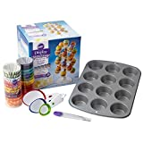 Wilton Make & Display Cupcakes Set, Cupcake Baking & Displaying Supplies