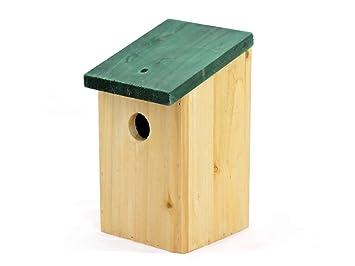 55ab414334a4d Lifetime Garden 96520 - Casa para pájaros (madera)