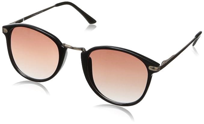 d66fa7a1c5 A.J. Morgan Castro Round Sunglasses  Amazon.co.uk  Clothing