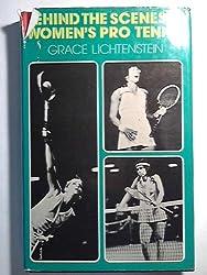 Behind the Scenes in Women's Pro Tennis