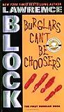 """""""Burglars can't be choosers"""" av Lawrence Block"""
