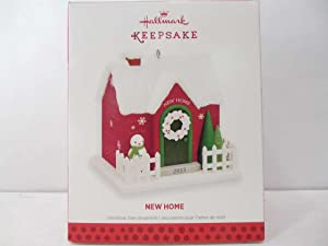 Hallmark Keepsake Ornament New Home 2013