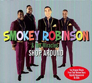 smokey robinson share your love with me