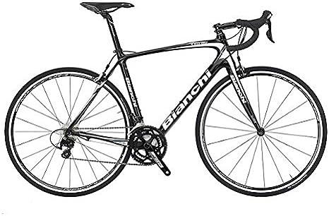Bianchi – Bicicleta intenso Ultegra Compact negro – talla marco: 55 ...