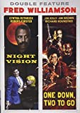 Fred Williamson Double Feature: One Down, Two To Go / Night Vision
