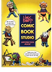 COMIC BOOK STUDIO (Instruction Book Only)…