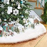 LITTLEGRASS 30/36/48/60in Christmas Tree Skirt