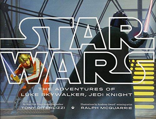 (Star Wars The Adventures of Luke Skywalker, Jedi Knight)
