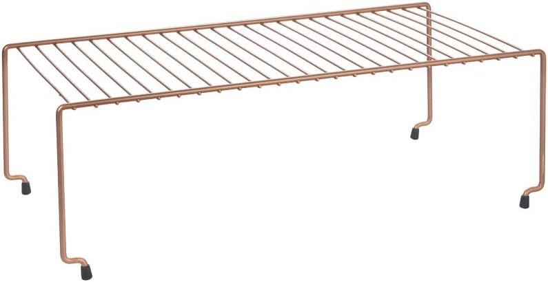 Metaltex Brooklyn Copper - Estante Apilable, Color Cobre: Amazon ...