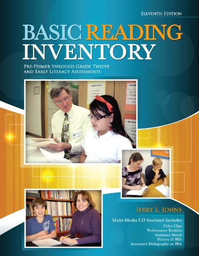Basic Reading Inventory: Pre-Primer through Grade Twelve and Early Literacy (Early Reading Assessments)
