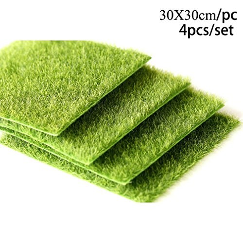 Artificial Grass Fake Miniature Home Ornament - 8
