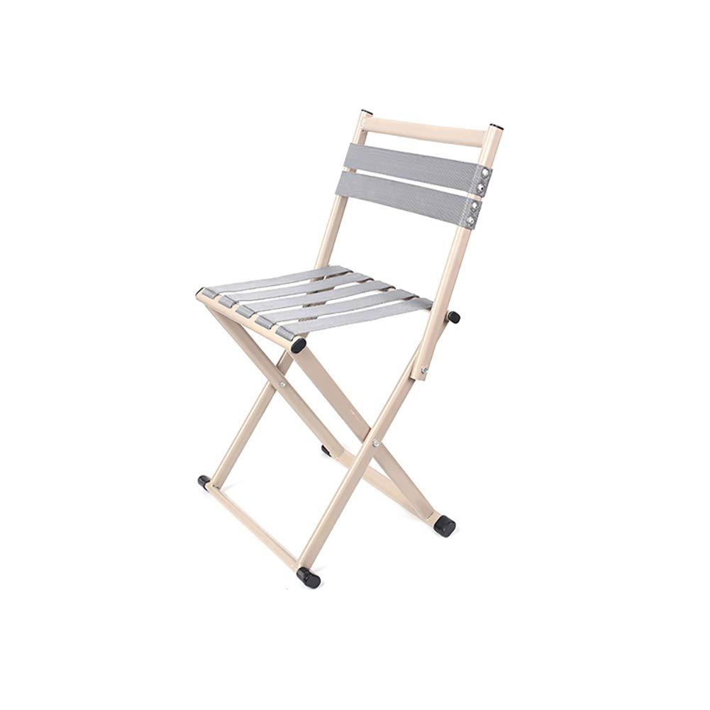 Q 32x26x57cm(13x10x22inch) Portable Folding Stool, Outdoor Folding Chair for Camping,Fishing,Travel,Hiking,Garden,Beach,Quicklyfold Chair Oxford Cloth