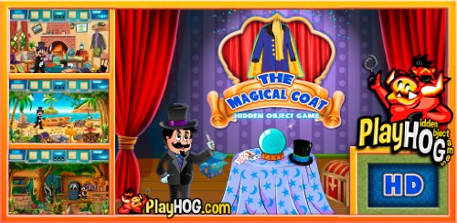 The Magical Coat - Hidden Object Game [Download] ()