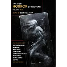 The Best Horror of the Year Volume Ten