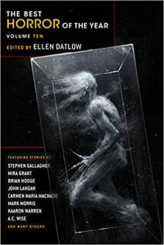 Book The Best Horror of the Year Volume Ten