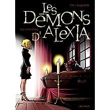 Les Démons d'Alexia - Tome 6 - Les larmes de sang (French Edition)