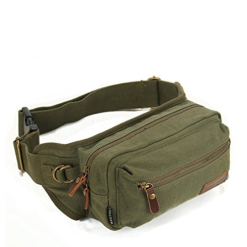 deporte de hombres bolsillo/Recreación al aire libre mochila/Paquete del pecho/ bolso de múltiples funciones hombre colgado-A B