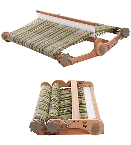 Ashford 12 Inch (30 Centimeter) Knitter's Loom with Carry Bag by Ashford Handicrafts (Image #2)